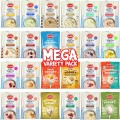 Easiyo Mega Variety Pack Yogurt Base - 24 Mixed Sachets