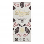 Organic 85% Dark Chocolate with Cocoa Nibs