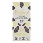 Organic 85% Dark Chocolate with Lemon