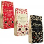 Divine Chocolate Hearts - 3 Pack