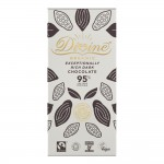 Organic 95% Dark Chocolate Bar