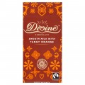 Divine Milk Chocolate with Tangy Orange