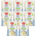Greek Style Lime with Coconut Bits - 8 Pack