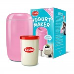 NEW Shape EasiYo Yogurt Maker - Pink
