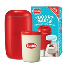 NEW Shape EasiYo Yogurt Maker - Classic Red