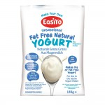 EasiYo Fat Free Natural Yogurt Mix