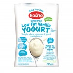 EasiYo Low Fat Sweet Vanilla Yogurt Mix
