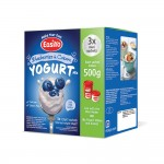 EasiYo Blueberries & Cream - 500g (Multipak)