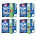 EasiYo Blueberries & Cream 500g - 4 Boxes (12 sachets)