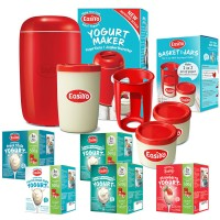 EasiYo Red Yogurt Maker Mini Sachet - Starter Pack