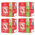 EasiYo Strawberry - 500g (Multipak) - 4 boxes (12 Sachets)