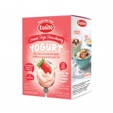 EasiYo Greek Style Strawberry - 2 Sachet Pack