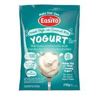 EasiYo Greek & Coconut Yogurt Mix