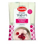 EasiYo Raspberries & Cream Yogurt Mix