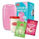 EasiYo Pink Yogurt Maker Starter + 2 Sachets