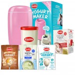 EasiYo Pink Yogurt Maker - Plus Five