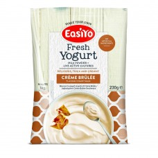 EasiYo Creme Brulee Yogurt Mix