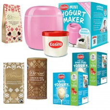 Mini Pink Yogurt Maker (500g) - Starter