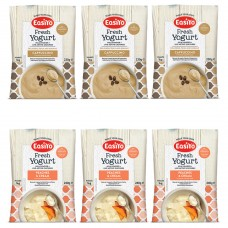 EasiYo Coffee & Cream - 6 Pack